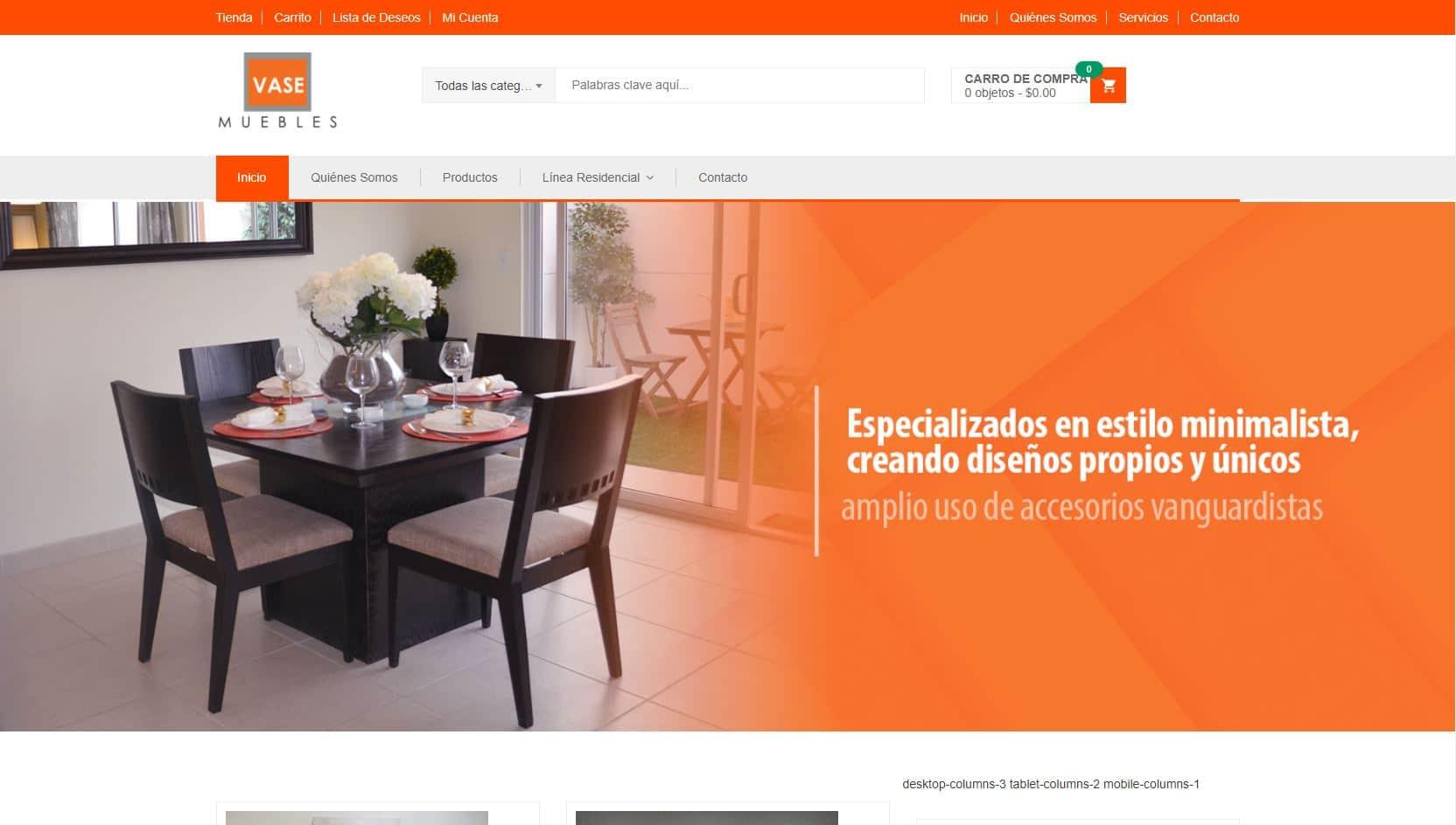 Muebles Vase Grupo Guru # Muebles Pagina Web